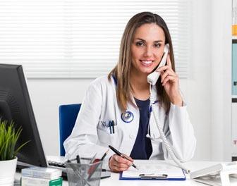 Telephone consultation stock image. Image of communication ... |Telephone Consultation